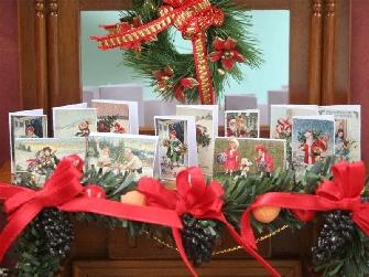 Dolls House Christmas