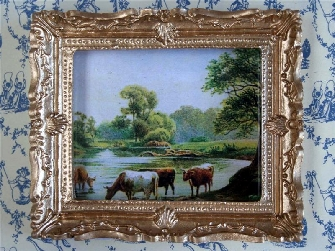 Dolls House Paintings