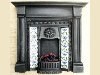 Dolls House Fireside