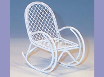 White Wire Furniture