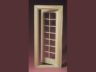 Dolls House Doors and Windows