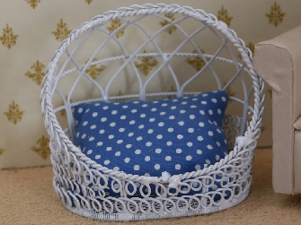 White Wire Furniture